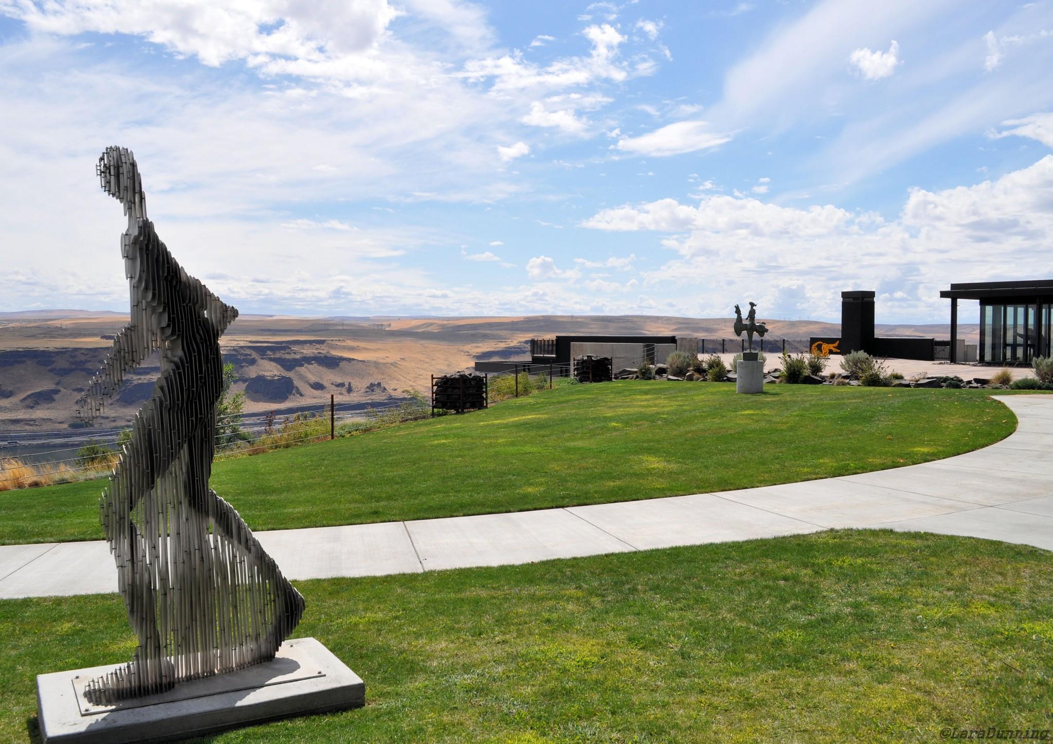 Top 6 Reasons to Stop In Maryhill, Washington - Art