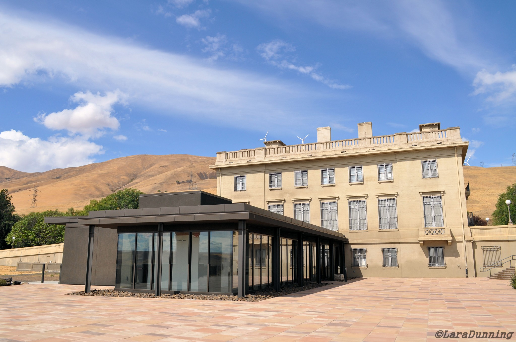 Maryhill Museum of Art in Maryhill, Washington.