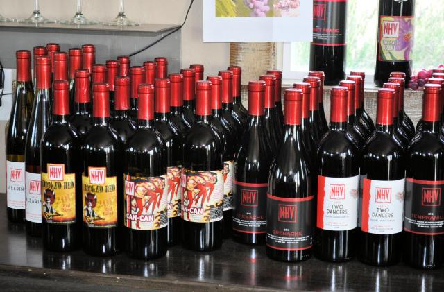 Naches Heights Vineyard wines.