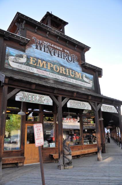 Winthrop Emporium front facade