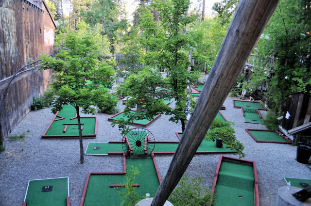 Winthrop Miniature Golf