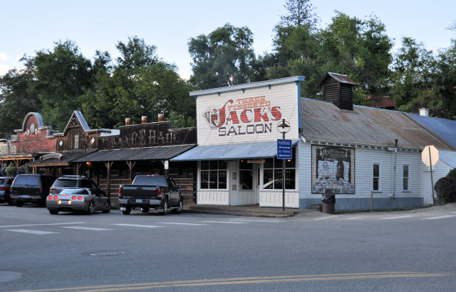 Three Fingered Jack's Saloon