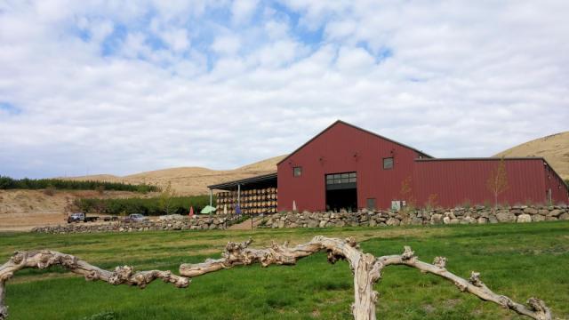 Owen Roe Winery in the Yakima Valley.