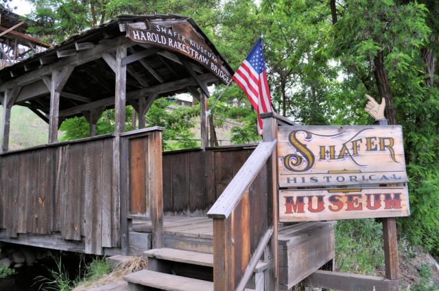 Winthrop's Shafer Museum