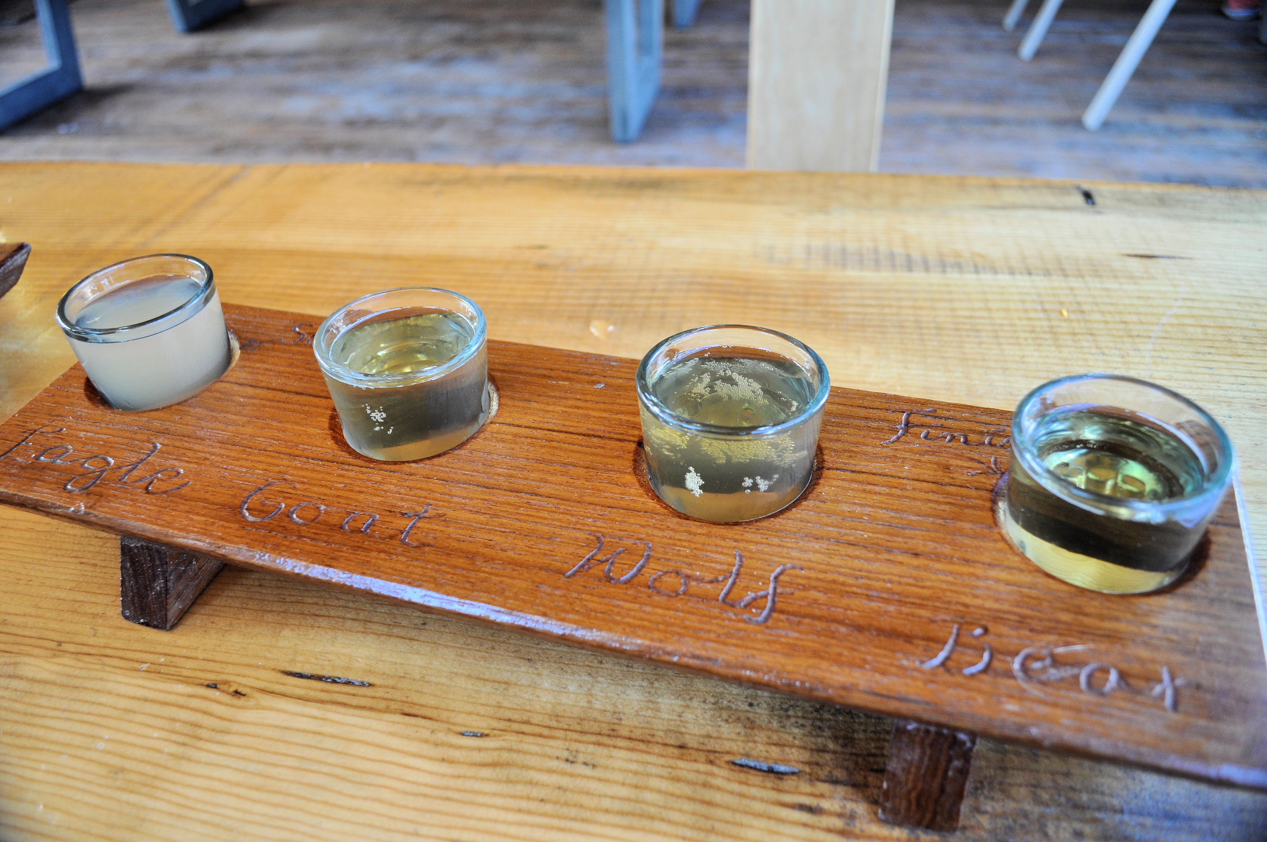 Methow Valley Ciderhouse Cider Sampler