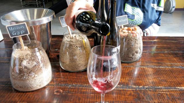 Owen Roe Winery wines.