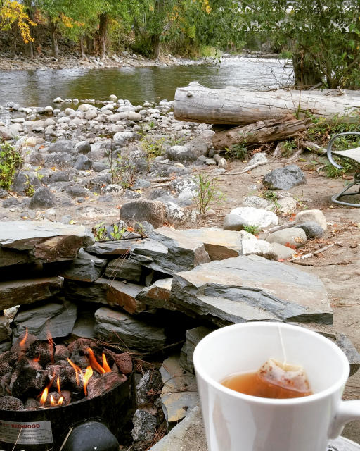 Twisp River Suites Fireside Tea