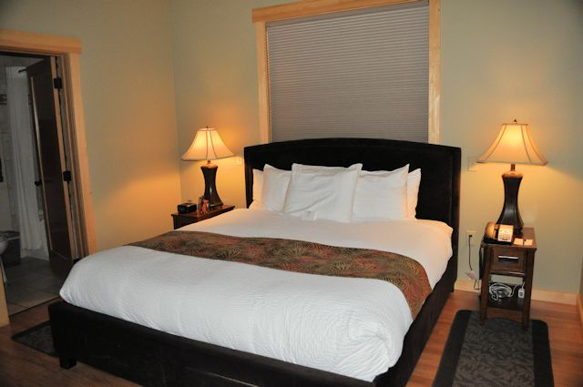 Twisp River Suites Memory Foam Bed