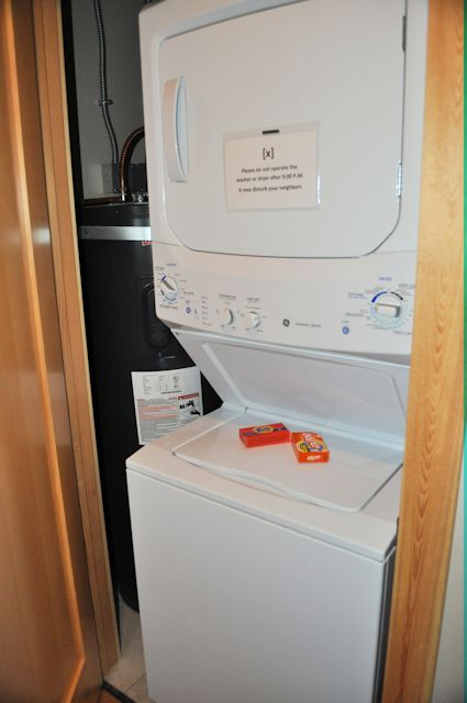 Twisp River Suites Laundry Room