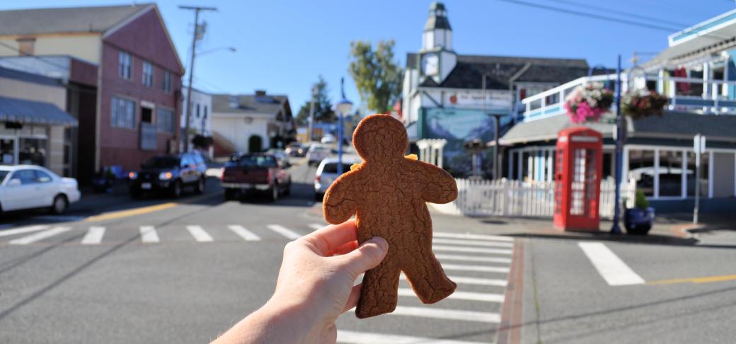 Small Town Washington & Beyond