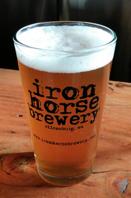 Iron Horse Brewery Beer