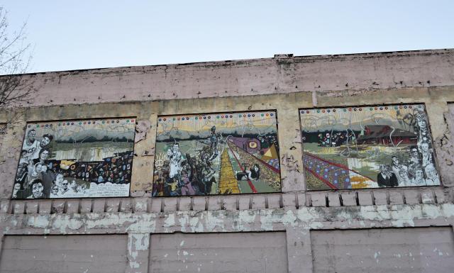 Ellensburg Murals