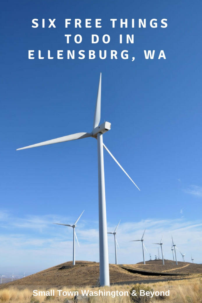 Six Free Things to do in Ellensburg, WA