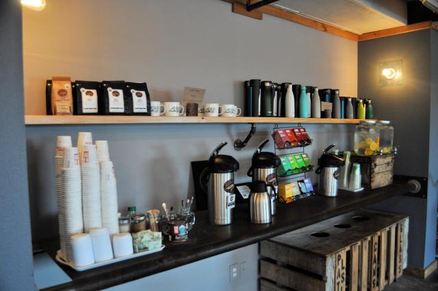 Adrift Hotel and Spa Coffee Bar