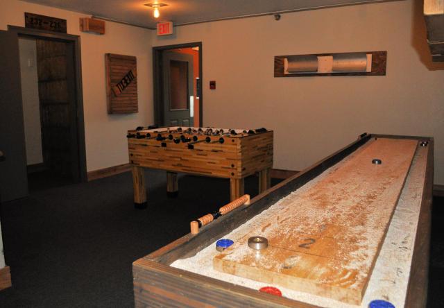 Adrift Hotel and Spa Shuffle Board