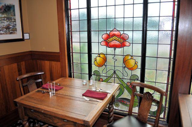 The Shelburne Inn Seating