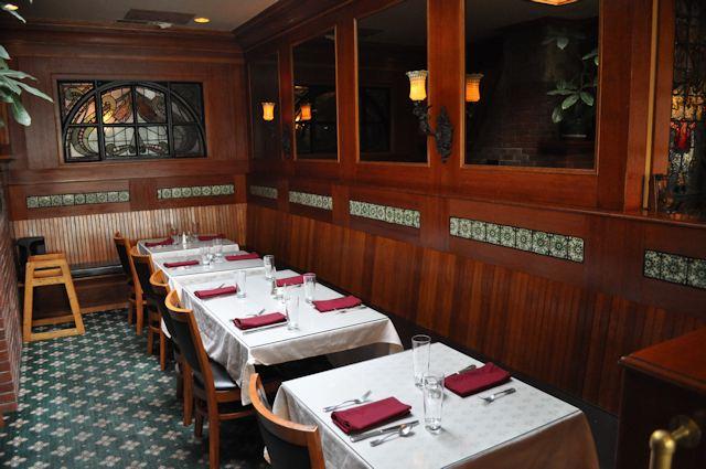 The Shelburne Inn Dining Room
