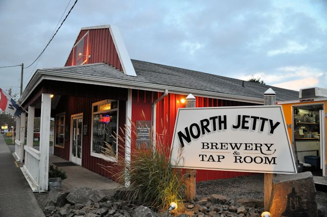 North Jetty Brewing Tap Room