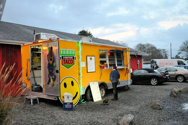 North Jetty Brewing Food Truck
