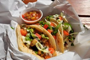 Harbor Cod Tacos