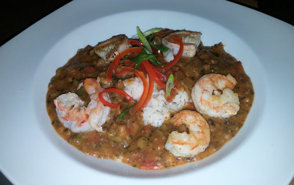 Etouffee at A'Town Bistro