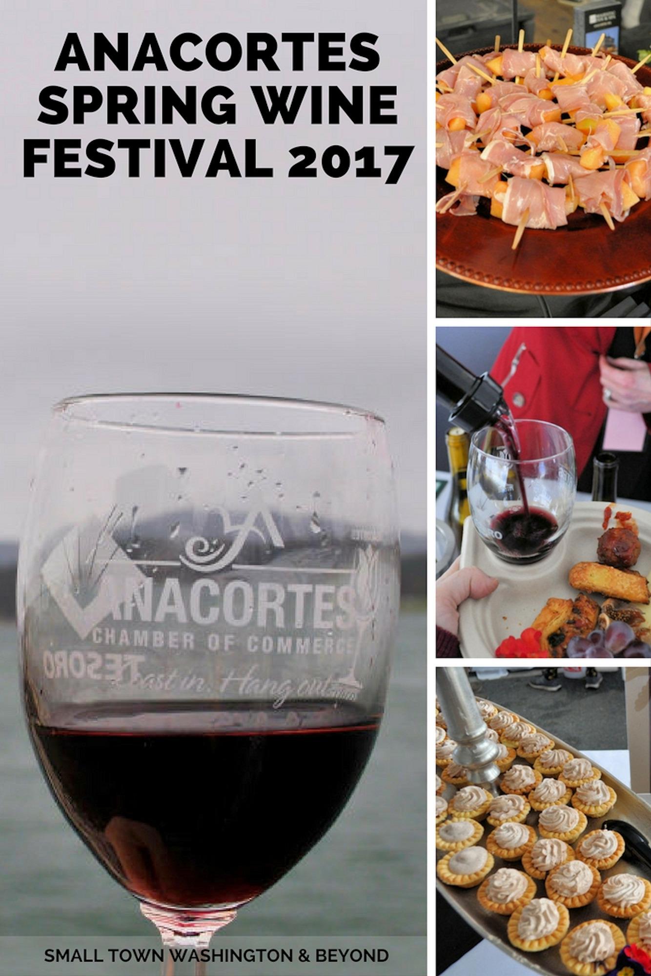 Anacortes Spring Wine Festival 2017