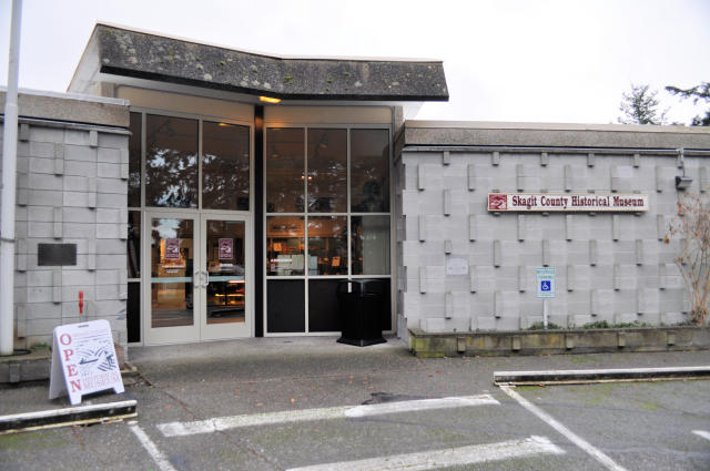 Skagit County Historical Museum.