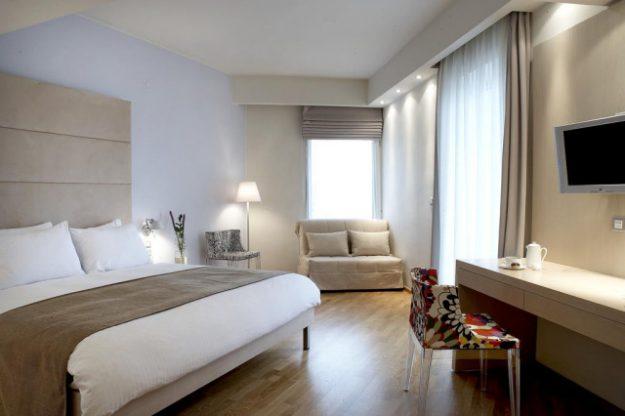 Hotel Olympia in Thessaloniki, Greece.