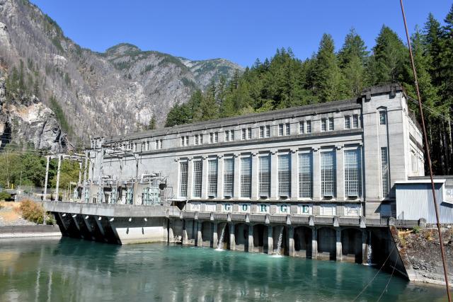 Gorge Powerhouse