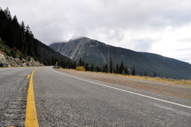 Scenic fall drives in Washington State