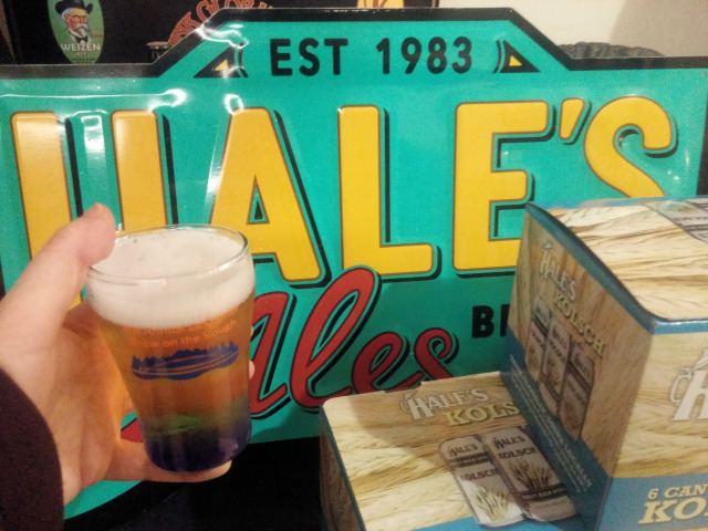 Hale's at Brew on the Slough