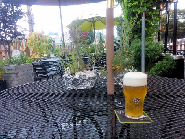 The Brewstation in Cottage Grove, Oregon.