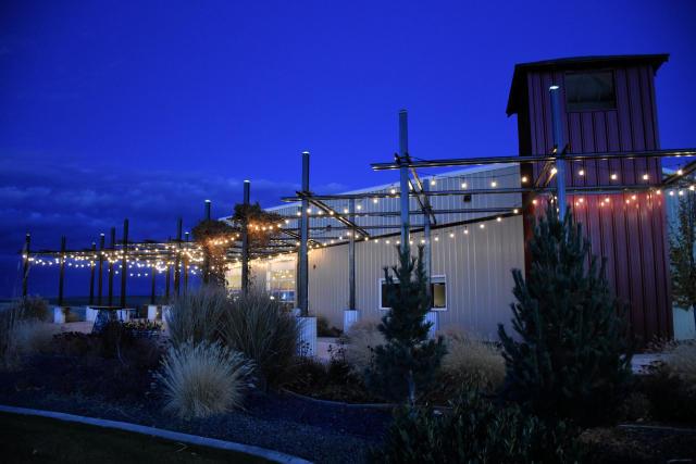 Lindsay Creek Vineyards in the Lewis Clark Valley.