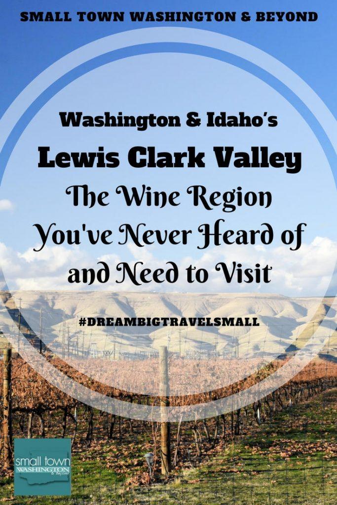 Lewis Clark Valley AVA