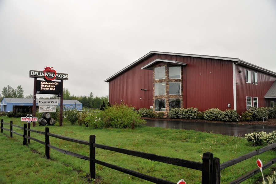Bellewood Acres in Lynden, Washington.