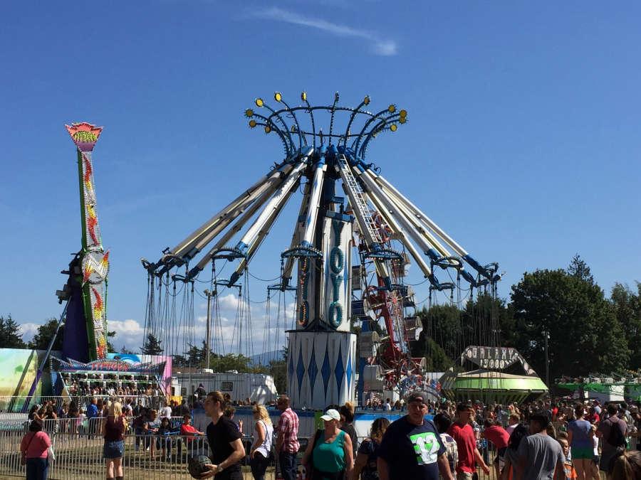 Northwest Washington Fair & Event Center in Lynden, Washington.