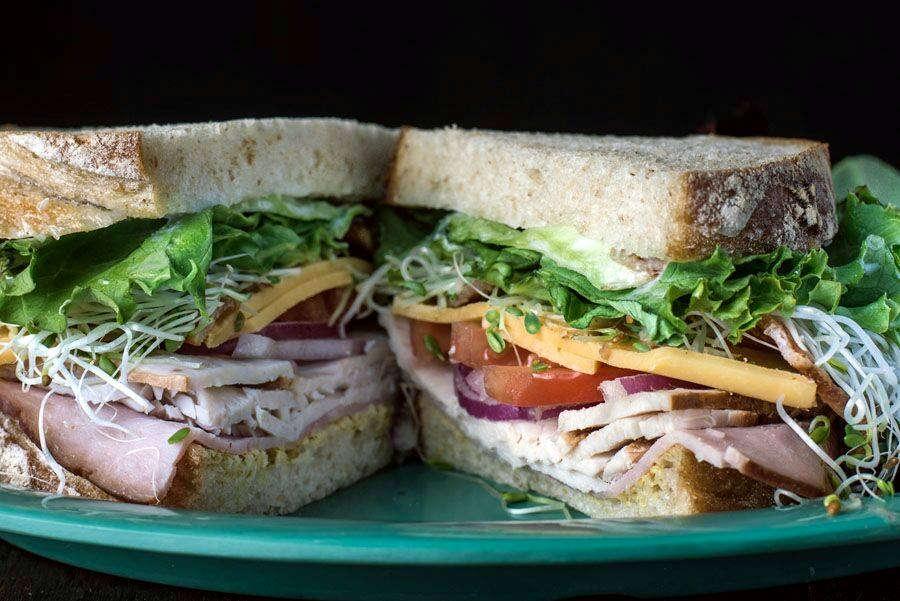Dine in Lynden, Washington at Avenue Bread.