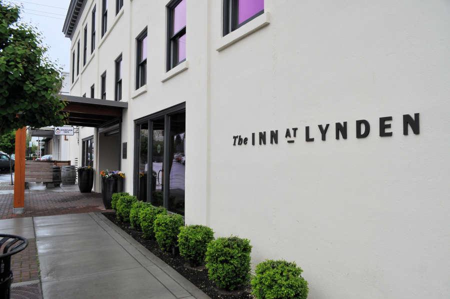 The Inn at Lynden in Lynden, Washington.