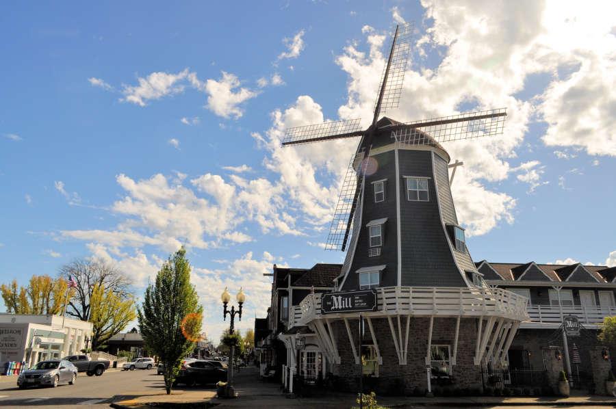 The Mill Inn in Lynden, Washington.