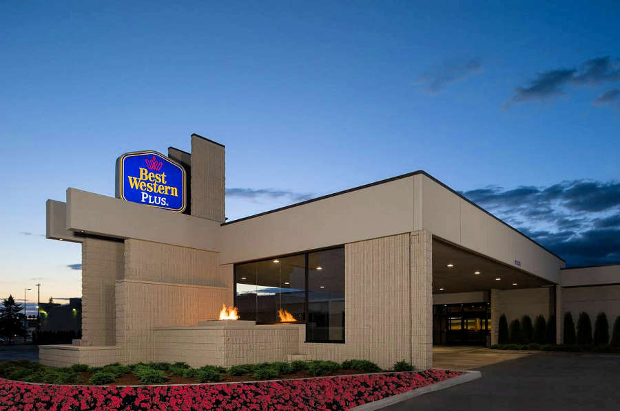 Best Western PLUS University Inn Moscow, Idaho: Close to Downtown, the Palouse, and University