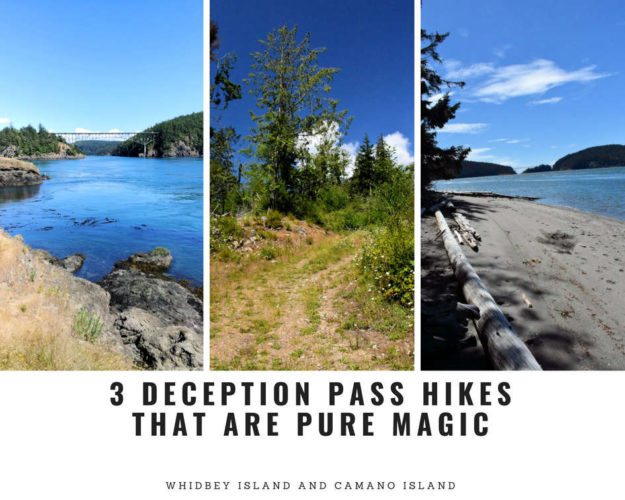 Hikes at Deception Pass State Park