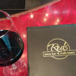 Reds Wine Bar in Kent, Washington.