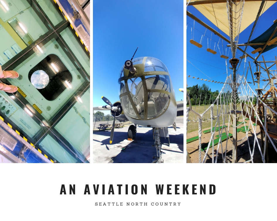 An aviation weekend in Snohomish County.