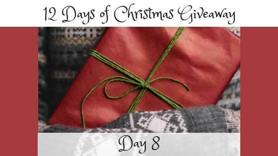 12 Days of Christmas Giveaway Day 8