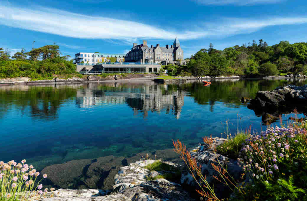 New Article: Parknazilla Resort & Spa: 4-Star Luxury in Sneem, Ireland
