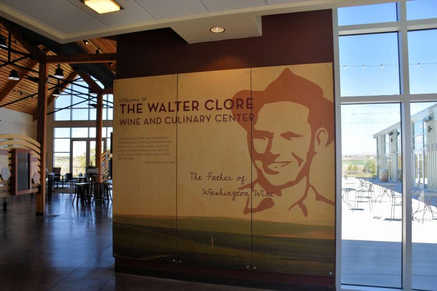The Walter Clore Center in Prosser, Washington.