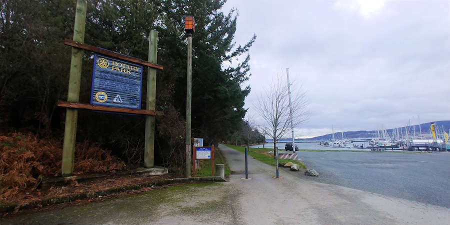 Rotary Park in Anacortes