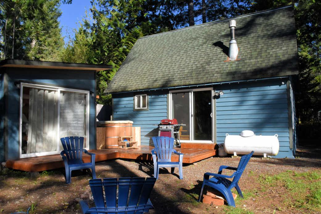 Millard's Cabin
