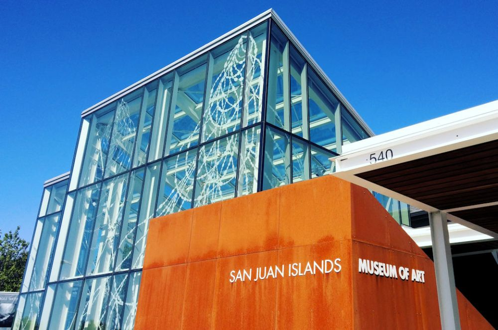 San Juan Islands Museum of Art in Friday Harbor.